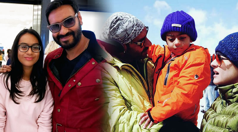 I have kids at home, so I don't want to do any films which I can't watch with them, says Ajay Devgn!