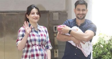 At first I thought Inaaya Naumi Kemmu looked like an alien, reveals Kunal Kemmu!