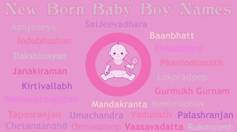 Indian Baby Boy Names Or Hindu Start From Letter A To Z