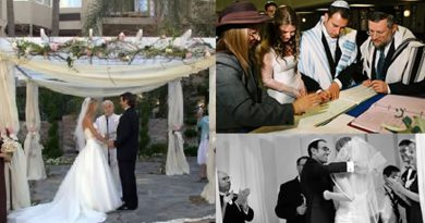 Jewish Wedding and its Traditional Customs and Rituals!