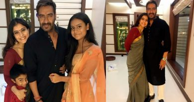 Kajol and family to celebrate Diwali with grace!