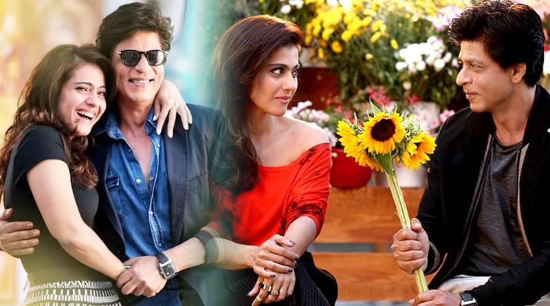 Kajol praises SRK for a noble reason!