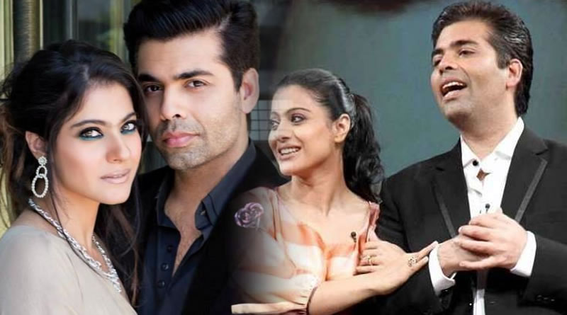 After rocky relationship, Kajol to star in Karan Johar's next