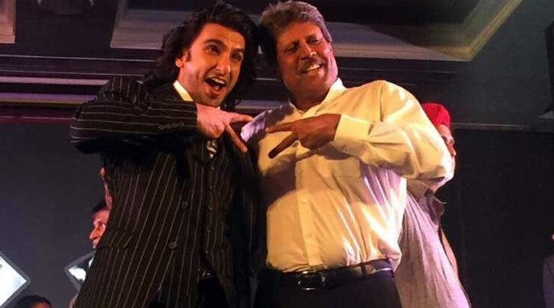 Kapil Dev to become Ranveer Singh's mentor for Kabir Khan's '83!