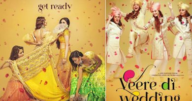 Kareena, Sonam, Swara and Shikha's sizzling attires in Veere Di Wedding's first look!