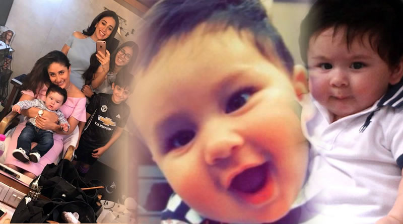 Karisma Kapoor reveals about Taimur Ali Khan's 1st birthday!
