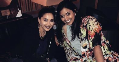 Madhuri is a natural singer, reveals Raja Kumari!