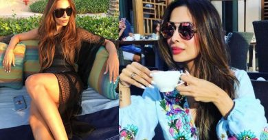 Malaika Arora shares a gorgeous photo on her Birthday!