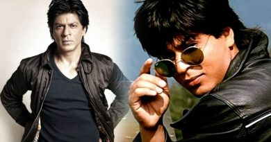 Money is not a motivational factor for SRK!
