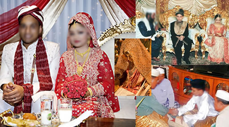 Muslim Wedding and its traditional customs and rituals!