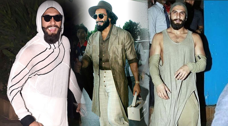 Ranveer Singh's scaring private life is not meant for public consumption!