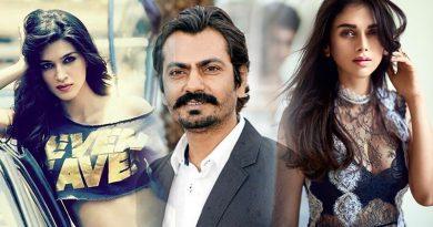 Nawazuddin Siddiqui's fresh pairing with Aditi Rao Hydari instead of Kriti Sanon!