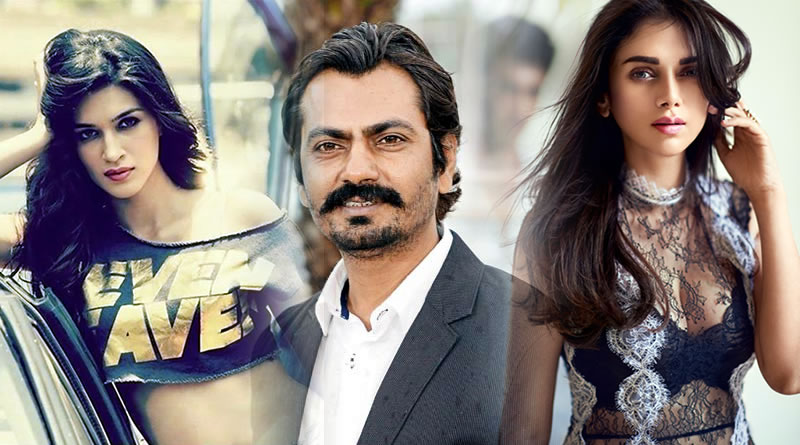 Nawazuddin Siddiqui's fresh pairing with Aditi Rao Hydari instead of Kriti Sanon!