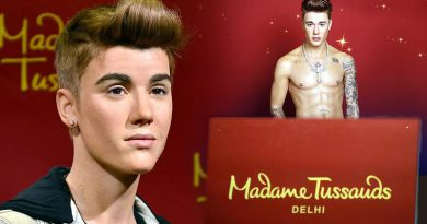 Now Justin Bieber's wax statue at Madame Tussauds Delhi!