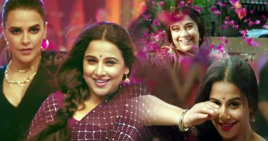 Only Sridevi can do a Sridevi track, says Vidya Balan!