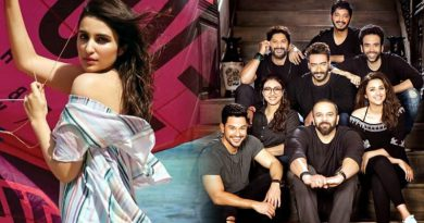Parineeti Chopra finds friends for life on the sets of Golmaal Again!