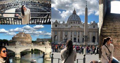 Priyanka Chopra to explore Rome during a shoot!
