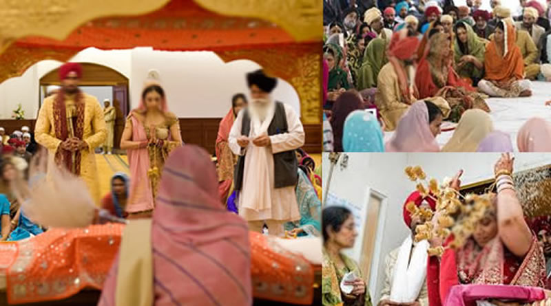 Punjabi Wedding and its traditional customs and rituals!