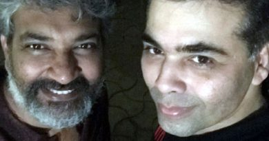 S.S. Rajamouli is a master storyteller and genius visionary for Karan Johar!