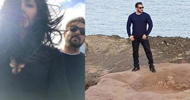 Salman Khan and Katrina Kaif's hot selfie!