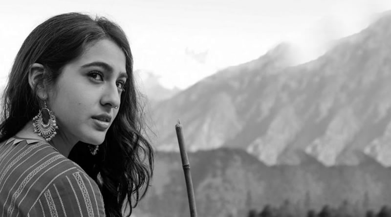 Sara Ali Khan's another beautiful look from Kedarnath!