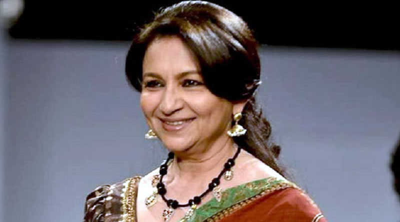 Sharmila Tagore feels there are very few scripts written keeping in mind elderly actresses!