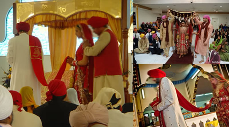 Sikh Wedding and its traditional customs and rituals!