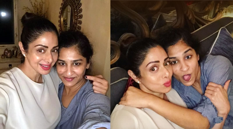 Sridevi and Gauri Shinde's twitter union to continue for a film
