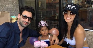 Sunny Leone opens up about her daughter Nisha Kaur Weber's Disneyland birthday celebrations!