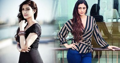 "Tabu doesn't want to limit herself in the formula of ""women-oriented"" film!"