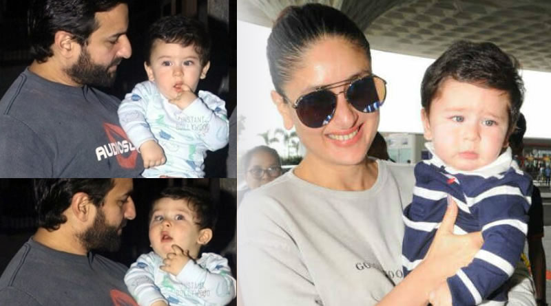 Taimur looks like Chinese or Mongolian version of Kareena, reveals Saif Ali Khan!