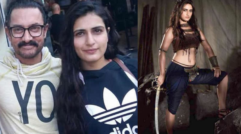 Aamir Khan's praise for Fatima Sana Shaikh's character in Thugs of Hindostan!