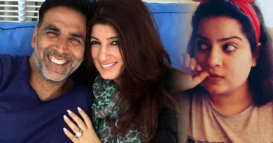 Twinkle Khanna opens up about Akshay-Mallika controversy!