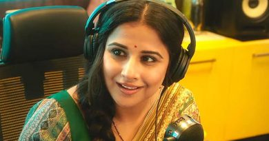 Vidya Balan's 200% from the heart for Tumhari Sulu!