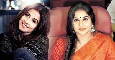 Vidya Balan opens up about playing the role of Indira Gandhi!