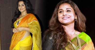 Vidya Balan's greediness for acting!