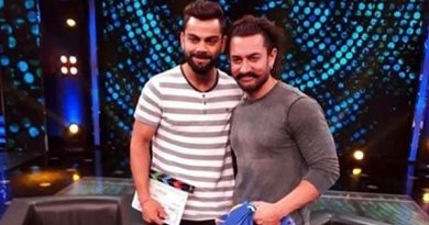Virat Kohli is a straight-forward and genuine person, reveals Aamir Khan!