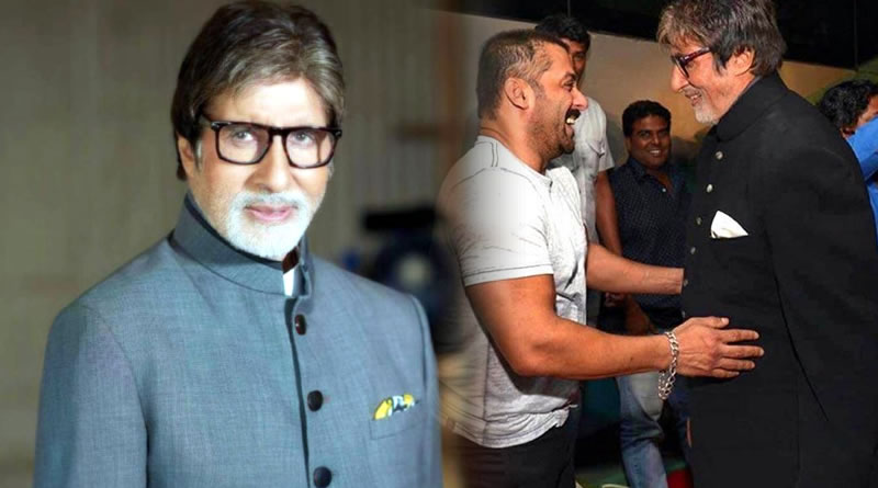 Big B's NO for Salman's Race 3!
