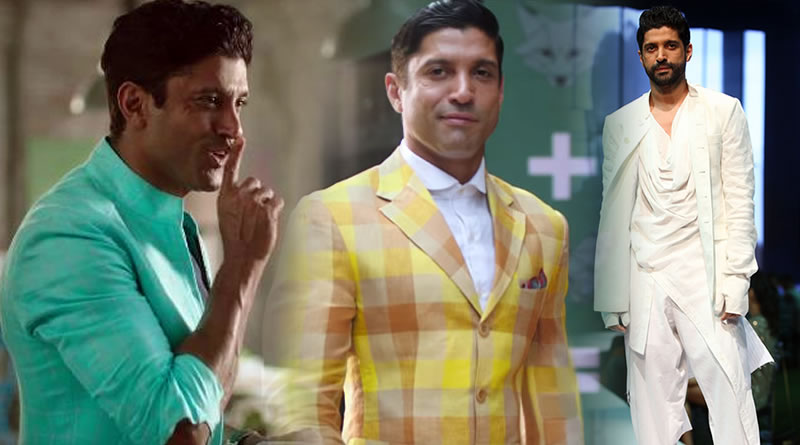 Farhan Akhtar feels woman are more harassed, but not all the time!