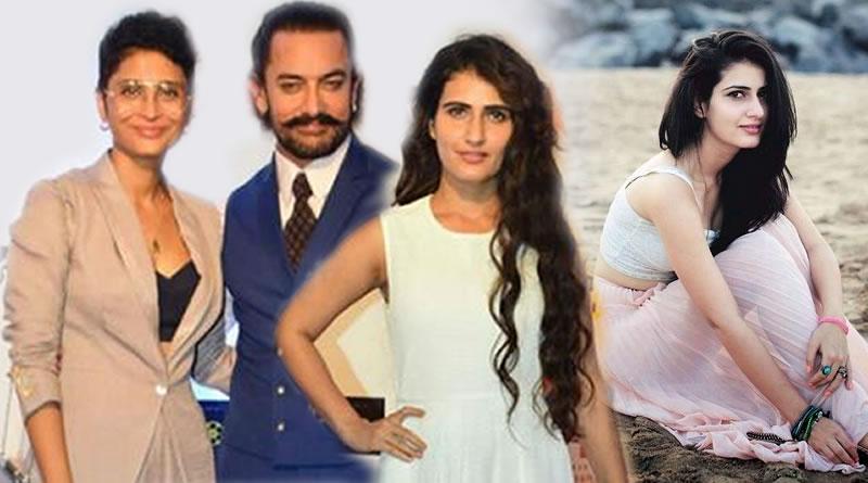 I still bully Aamir Khan, reveals Fatima Sana Shaikh!