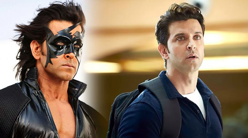 After controversy, Hrithik Roshan's comeback with four movies!