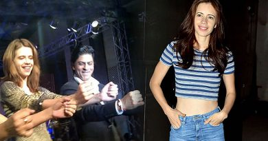 Shah Rukh Khan is my childhood crush, reveals Kalki Koechlin!