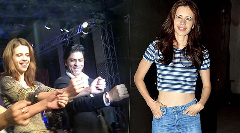 Shah Rukh Khan is my childhood crush, reveals Kalki Koechlin!