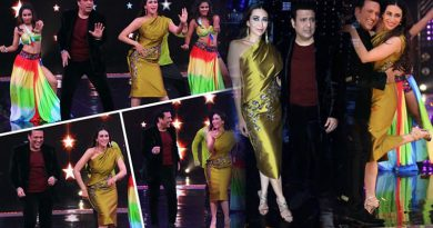 Yesteryear hit Jodi Karisma Kapoor and Govinda reunite for a dance reality show!