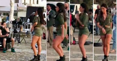 Katrina Kaif's hot avatar from Tiger Zinda Hai's special song!