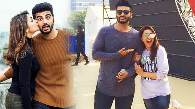 Now I am going to be linked-up only with Parineeti, reveals Arjun Kapoor!