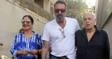 Sanjay Dutt film Sadak 2 deals with depression, reveals Pooja Bhatt!