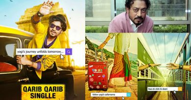 Irrfan Khan's quirky avatar in Qarib Qarib Singlle!