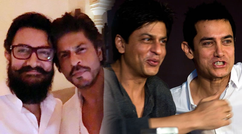 Aamir Khan's admiration for SRK's storytelling skills!