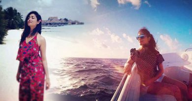 Yami Gautam's Maldives travel diary!